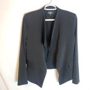 Lulus blazer black open front size small office